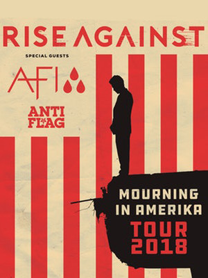 Rise Against, Rapids Theatre, Niagara Falls