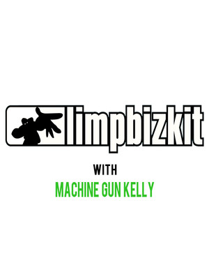 Limp Bizkit & Machine Gun Kelly Poster
