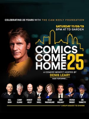 Comics Come Home at TD Garden