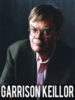Garrison Keillor, Atwood Concert Hall, Anchorage