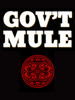 Govt Mule, Orpheum Theatre, Madison