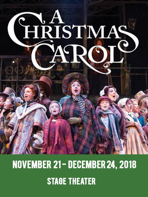 A Christmas Carol at Stage Theater