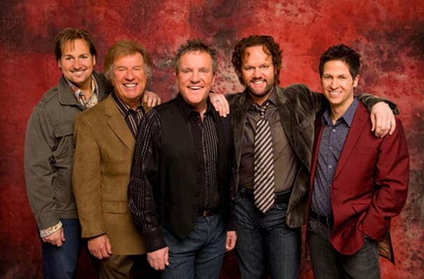 Gaither Vocal Band's whistlestop visit to Grand Rapids
