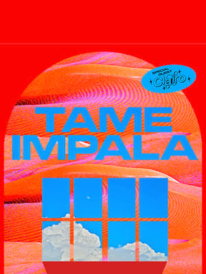 Tame Impala at Frank Erwin Center