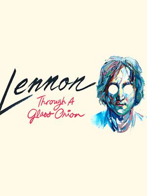 Lennon: Through a Glass Onion Poster