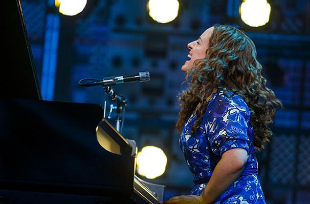 Beautiful The Carole King Musical, Queen Elizabeth Theatre, Vancouver