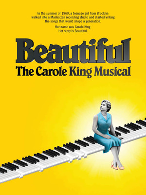Beautiful The Carole King Musical, Cadillac Palace Theater, Chicago