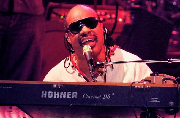 Stevie Wonder, The Joint, Tulsa
