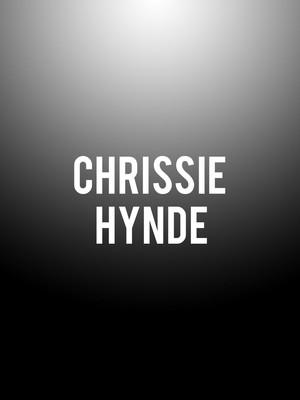 Chrissie Hynde Poster