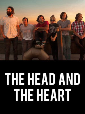 The Head and The Heart, Stephens Auditorium, Ames