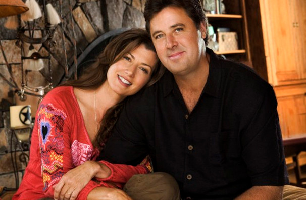 Vince Gill & Amy Grant: Christmas Show dates for your diary