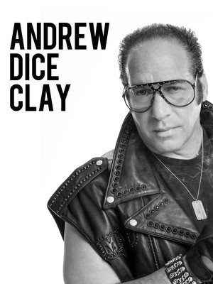 Andrew Dice Clay at Plaza Theatre