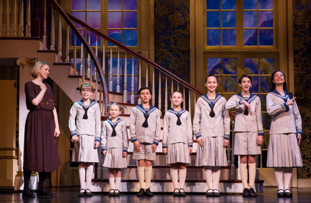 The Sound of Music, Wang Theater, Boston