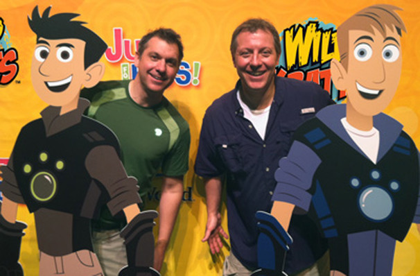 Wild Kratts - Live's whistlestop visit to North Charleston