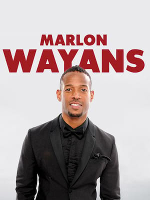 Marlon Wayans at Vic Theater