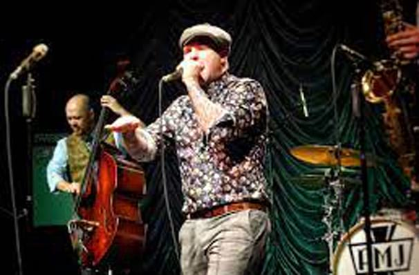 Postmodern Jukebox, Long Beach Terrace Theater, Los Angeles