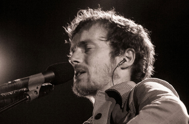 Damien Rice, Town Hall Theater, New York