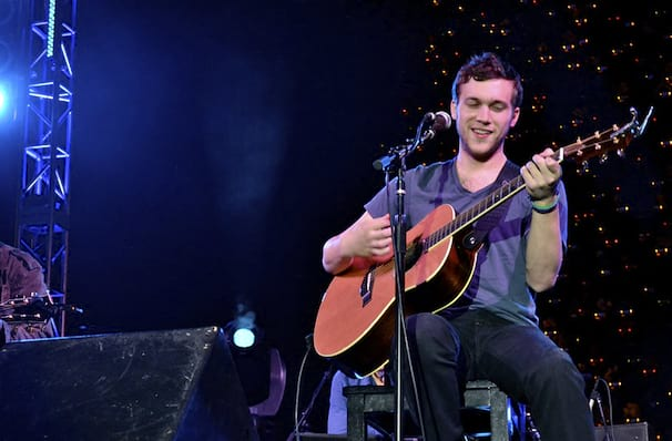 Phillip Phillips, City Winery Nashville, Nashville