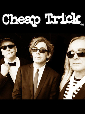 Cheap Trick at Lynn Memorial Auditorium