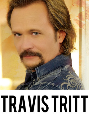 Travis Tritt at Saenger Theatre