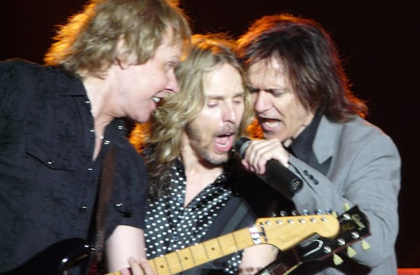 Styx's one night visit to Costa Mesa