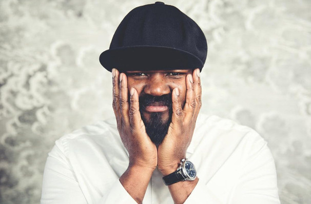 Gregory Porter, Atlanta Symphony Hall, Atlanta