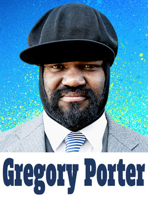 Gregory Porter, The Chicago Theatre, Chicago