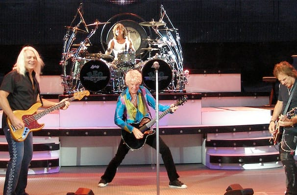 REO Speedwagon, Riverdome , Shreveport-Bossier City