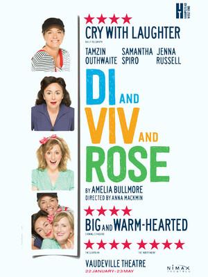 Di and Viv and Rose Poster