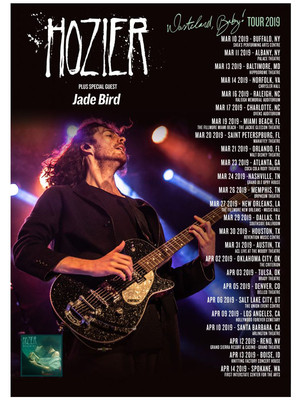 Hozier at Moran Theater