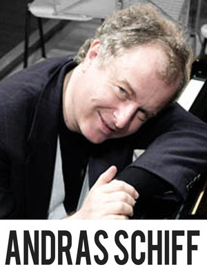 Andras Schiff at Benaroya Hall