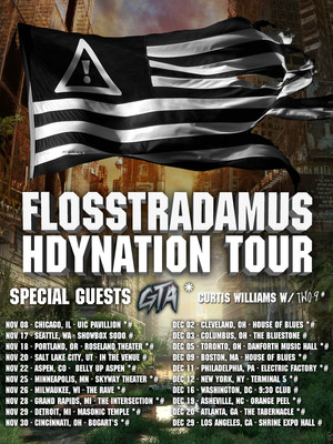 Flosstradamus at Summit Music Hall