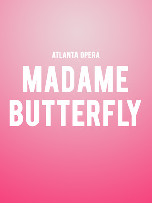 Atlanta Opera Madama Butterfly, Cobb Energy Performing Arts Centre, Atlanta