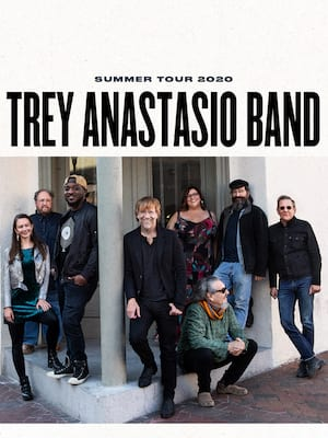 Trey Anastasio at HEB Performance Hall At Tobin Center for the Performing Arts