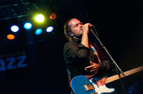 Citizen Cope, Greenfield Lake Amphitheater, Wilmington