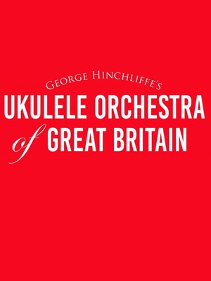 The Ukulele Orchestra of Great Britain Poster
