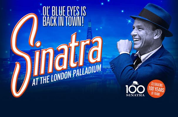 Sinatra 100 London Palladium London Tickets