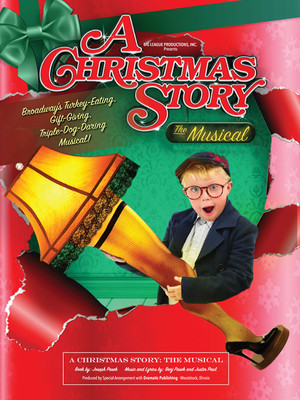 A Christmas Story at Ovens Auditorium