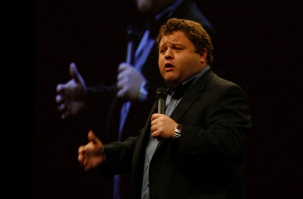 Frank Caliendo, MGM Grand Detroit Event Center, Detroit