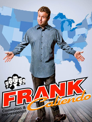 Frank Caliendo at Pend Oreille Pavilion - Northern Quest Resort & Casino