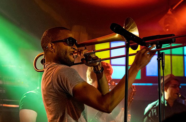 Trombone Shorty And Orleans Avenue, Blue Hills Bank Pavilion, Boston