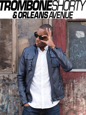 Trombone Shorty And Orleans Avenue Poster