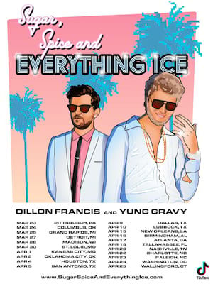 Dillon Francis at The Aztec Theatre