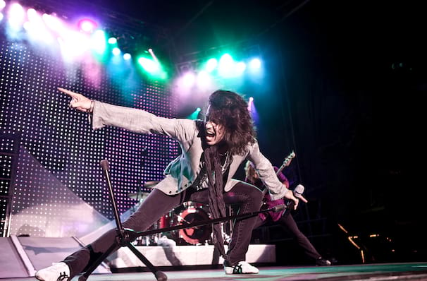 Foreigner, Indian Ranch, Worcester