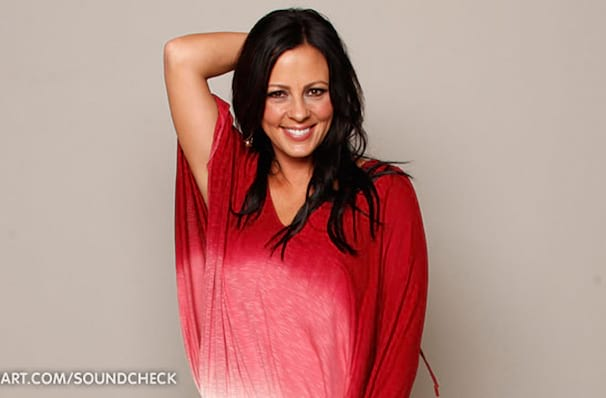 Sara Evans, VBC Mark C Smith Concert Hall, Huntsville