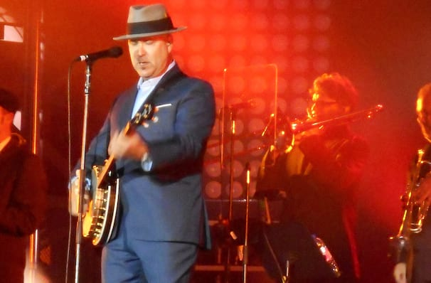 Big Bad Voodoo Daddy, City Winery, Chicago