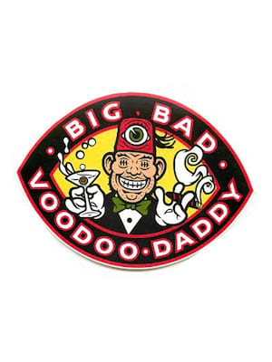 Big Bad Voodoo Daddy, Vinyl Music Hall, Pensacola