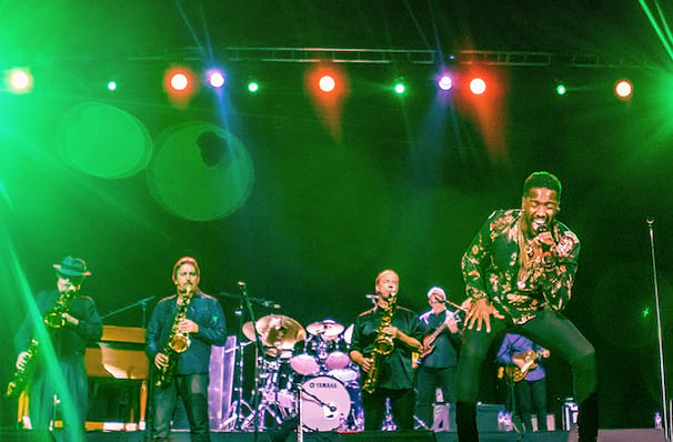 Tower of Power, Twin River Events Center, Providence