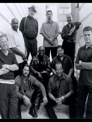 Tower of Power, Danforth Music Hall, Toronto