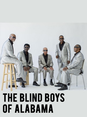 The Blind Boys Of Alabama at Chandler Center for the Arts
